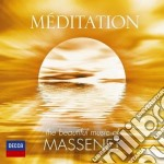 Meditation-the best of cd musicale di Artisti Vari