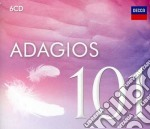 101 adagios cd musicale di Artisti Vari