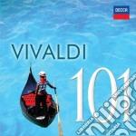 101 vivaldi cd musicale di Artisti Vari