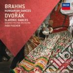 Danze slave/danze ungheres cd musicale di Fischer/bfo