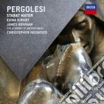Pergolesi - Stabat Mater - Hogwood cd musicale di Hogwood