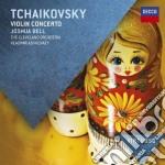 Tchaikovsky - Violin Concerto - Joshua Bell cd musicale di Bell/ashkenazy