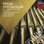 Organ spectacular cd musicale di Artisti Vari
