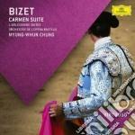 Carmen & arlesiana suites cd musicale di Chung