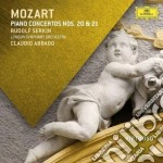 Mozart - Conc. Per Pf. N. 20 E 21 - Serkin/abbado cd musicale di Serkin/abbado