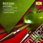 Ouvertures cd musicale di Abbado/ceo