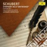 Schubert - Symphony No 2 - Bernstein cd musicale di Bernstein/co