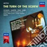 Il giro di vite cd musicale di Donath/harper/davis