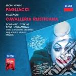 Pagliacci/cavalleria rusti cd musicale di Domingo/pretre