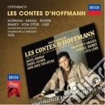 I racconti di hoffmann cd musicale di Norman/araiza/tate