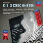 Die gezeichneten cd musicale di Krause/zagrosek