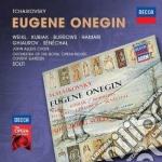 Eugene onegin cd musicale di Veikl/kubiak/solti