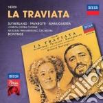 La traviata cd musicale di Pavarotti/sutherland