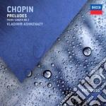 Preludes/sonata per pf. n2 cd musicale di Ashkenazy