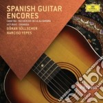 Spanish guitar cd musicale di Yepes/sollscher