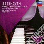 Concerti per pf. n. 1 e 2 cd musicale di Kovacevich/davis