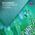 Schubert - Impromptus - Brendel cd musicale di Brendel