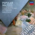 Boskovsky / Dutoit - Popular Waltzes cd musicale di Boskovsky/dutoit