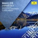 Sinfonia n. 4 cd musicale di Abbado/wp
