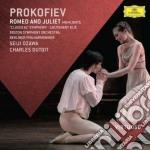 Romeo e giulietta (sel.) cd musicale di Ozawa/dutoit/bso/osm