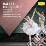 Ballett highlights cd musicale di Karajan/rostropovich