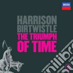 The triumph of time/earth cd musicale di Boulez/bbc