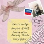 Balletti completi cd musicale di Gergiev