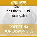 Sinf. turangalila cd musicale di Thibaudet/chailly