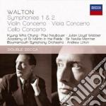 Sinfonie 1-2/conc. vl. cd musicale di Previn/litton