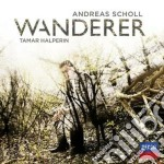 Andreas Scholl - Wanderer cd musicale di Scholl