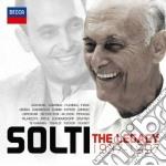Solti the legacy cd musicale di Solti