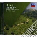 Elgar - Symphony No.1 - Solti cd musicale di Solti