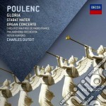 Gloria/stabat mater/conc. cd musicale di Dutoit