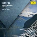 Holdberg suite/suite liric cd musicale di Jarvi