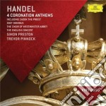 Coronation anthems cd musicale di Preston