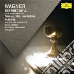 Wagner - Siegfried Idyll - Kubelik / Jochum cd musicale di Kubelik/jochum/bp