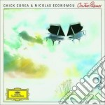 Chick Corea / Nicolas Economou - On Two Pianos cd musicale di Corea/economu