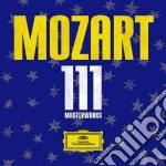 Mozart 111 cd musicale di Artisti Vari