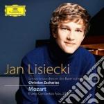 Mozart: concerti per piano cd musicale di Lisiecki/zacharis/sb