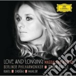 Love and longing cd musicale di Kozena/rattle