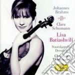 Brahms - Conc. Per Vl. - Batiashvili cd musicale di Batiashvili