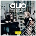 Duo cd musicale di Grimaud/gabetta