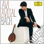 Bach cd musicale di Avital
