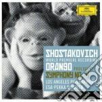 Organo/sinfonia n.4 cd musicale di Salonen Pekka