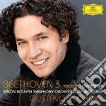 Beethoven - Sinfonia N. 3 - Dudamel cd musicale di Dudamel