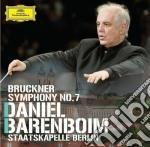 Sinfonia n. 7 cd musicale di Barenboim/sd