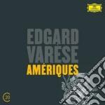 Ameriques/ionisation/deser cd musicale di Boulez/cso