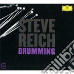 Drumming/6 pianos cd musicale di Reich