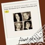Quintetto per pf./fantasie cd musicale di Argerich/kremer/bash
