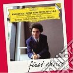 Concerto per pf. 1 e 3 cd musicale di Kissin/abbado